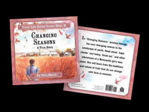 Changing Seasons Audio CD