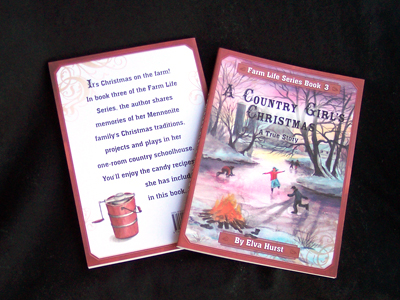 A Country Girl's Christmas Book