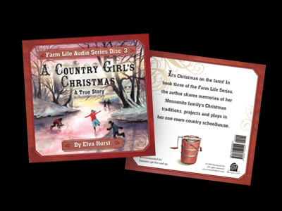 A Country Girl's Christmas Audio CD