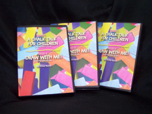 Draw With Me DVD