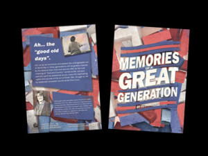 Memories of a Great  Generation DVD