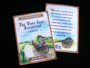The Pony Cart Adventure Book