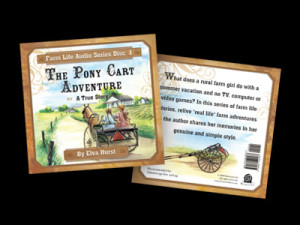 The Pony Cart Adventure Audio CD