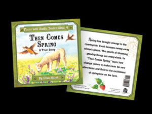 Then Comes Spring Audio CD