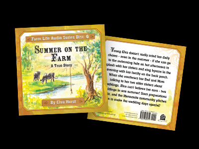Summer on the Farm Audio CD