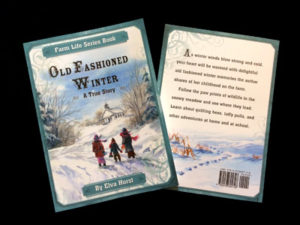 Old Fashioned Winter Book