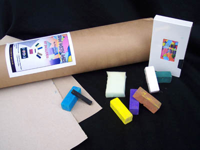 Chalk Art Kit