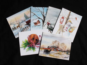 Assorted Winter Cards