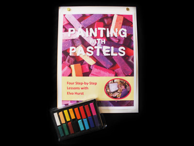Painting with Pastels – An Instructional Art Book