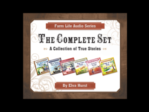 Farm Life Series Complete  Audio CD Set