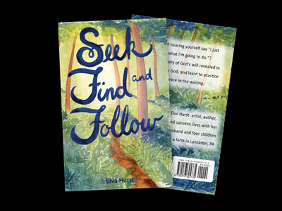 Seek Find Follow Mini Book